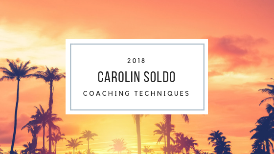 Carolin Soldo, the SMART technique is one of the best and most effective ways of setting goals