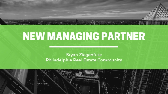 I Fund Philly and New Managing Partner Bryan Ziegenfuse Bring Lending Platform to Philadelphia Real Estate Community