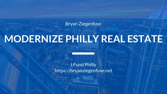 Bryan Ziegenfuse of I Fund Philly Brings New Approach to Real Estate