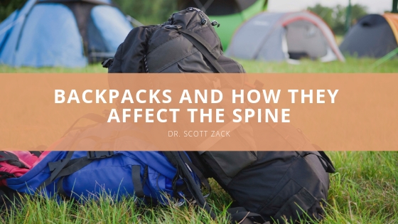 The Problem With Backpacks and How They Affect the Spine with Scott Zack