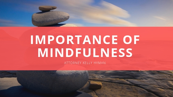 Kelly Hyman reveals importance of mindfulness