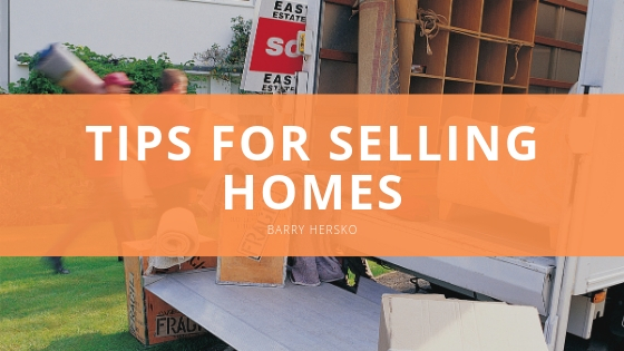 Barry Hersko Offers Tips for Selling Homes