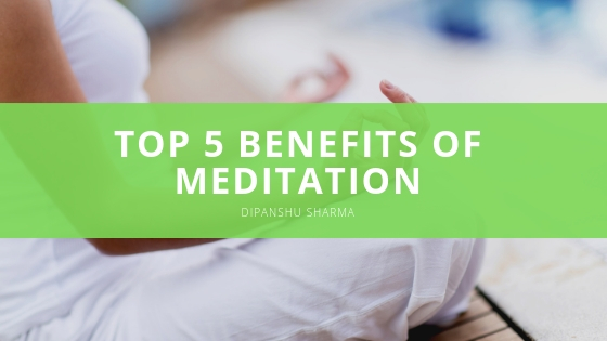 Top 5 Benefits of Meditation in the Workplace, According to Meditation Company Founder Dipanshu Sharma