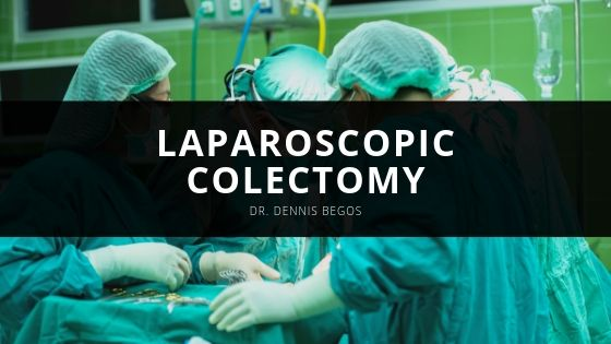 Dr. Dennis Begos, The First to Perform Laparoscopic Colectomy in Boston, MA