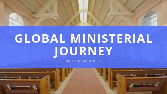 Dr. Gene Lingerfelt Reflects on Decades-long Global Ministerial Journey