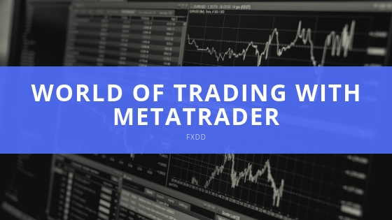 FXDD Connects the World of Trading with Metatrader