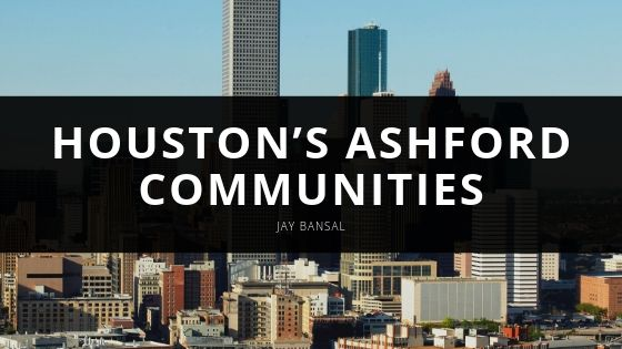 Jay Bansal, Works with Houston's Ashford Communities Locally in Arizona