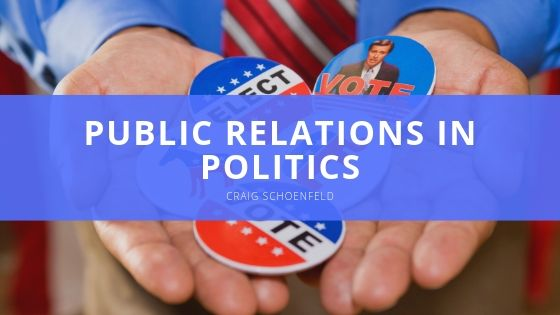 Public Relations in Politics with Craig Schoenfeld