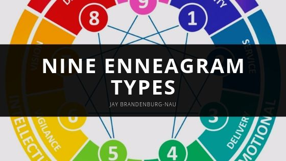 Jay Brandenburg-Nau Helps Readers Achieve Growth by Understanding the Nine Enneagram Types