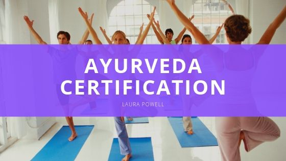 Laura Powell Earns Ayurveda Certification After Years of Coursework