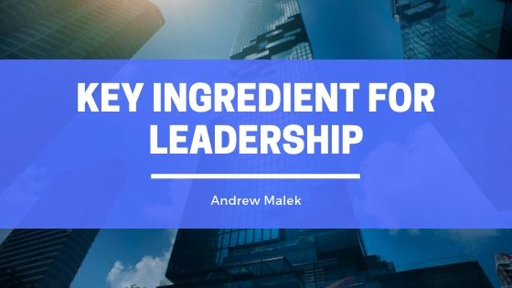 Grit: A Key Ingredient for Leadership, With Insight From Executive Andrew Malek