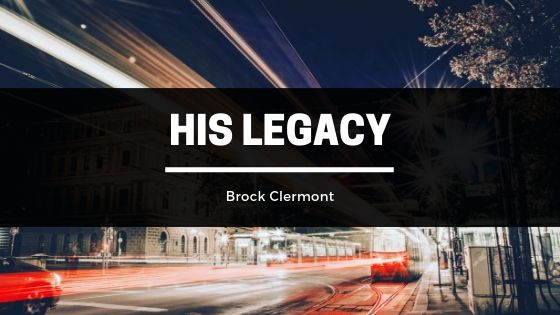 Brock Clermont Fuels His Legacy