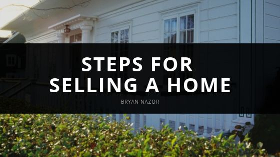 The Steps Selling a Home Made Simple With Title and Real Estate Closing Expert Bryan Nazor
