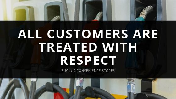Bucky's Convenience Stores Strive to Ensure All Customers are Treated with Respect
