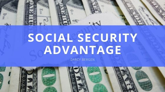 Financial Advisor, Darcy Bergen Discusses a Social Security Advantage for Those 66 and Older