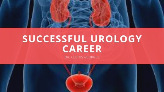 Dr. Cletus Georges Offers a Look Back on Successful Urology Career