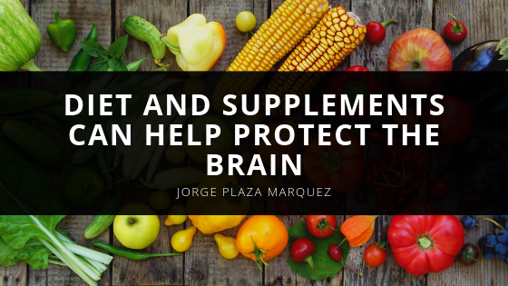 Neurodegenerative Disease: Jorge Marquez Explains How the Right Diet and Supplements Can Help Protect the Brain