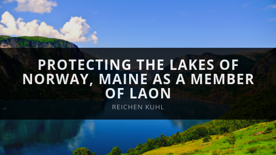 Reichen Kuhl Helps Protect the Lakes of Norway