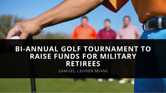 Retired Navy SEALS, Samuel Lehrer of Miami, and Washington lawmakers Support Bi-annual Golf Tournament to Raise Funds for Military Retirees