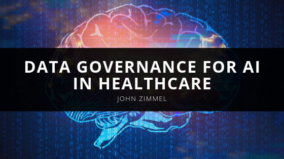 William T. Sugg on Data Governance for AI in Healthcare