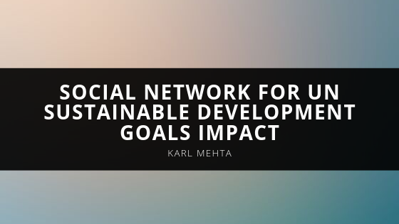 14-year Old Student, Radha Mehta, Launches Social Network for UN Sustainable Development Goals Impact