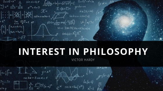 Victor Hardy Shares Interest in Philosophy