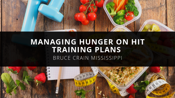 Managing Hunger on HIT Training Plans with Bruce Crain of Mississippi