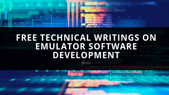 Byuu.net Launches to Provide Free Technical Writings on Emulator Software Development