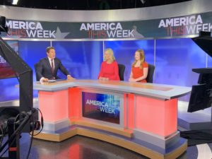 Attorney Kelly Hyman Appeared On America This Week With Eric Bolling