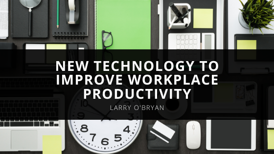 Larry O'Bryan Of TPC-KY, Inc. Invest In New Technology To Improve Workplace Productivity
