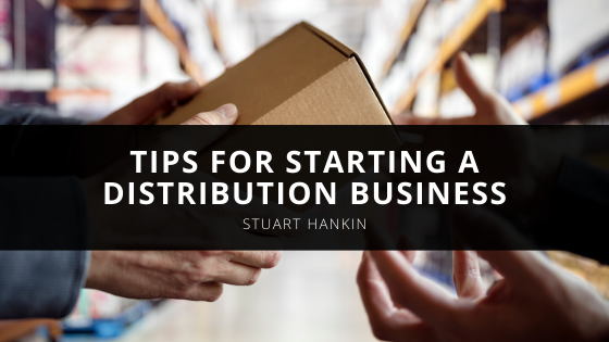 Steven Odzer Offers Tips for Starting a Distribution Business