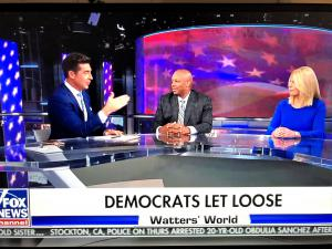 Political Analyst Kelly Hyman Appeared On Fox News To Discuss 2020 Democrat Pete Buttigieg's Rise To First Place In Iowa