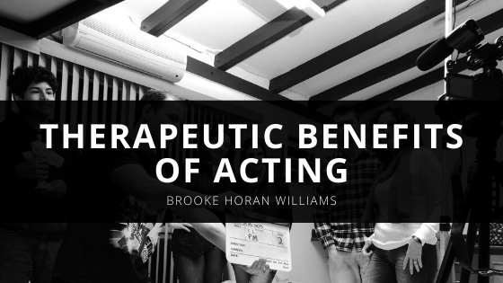 Brooke Horan Williams on the Therapeutic Benefits of Acting