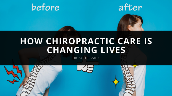 Dr. Scott Zack explains how chiropractic care is changing lives