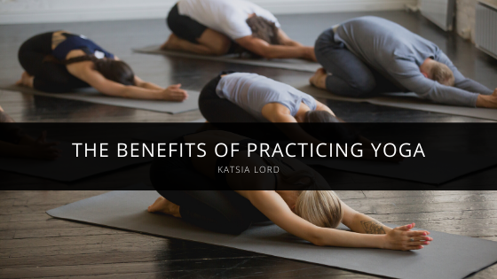 Katsia Lord Shares the Benefits of Practicing Yoga
