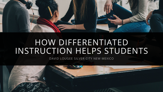 David Lougee Explains How Differentiated Instruction Helps Students