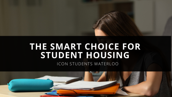 ICON330 Waterloo: The Smart Choice for Student Housing