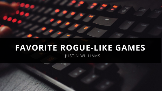 Justin Williams Laser Shares His Favorite Rogue-like Games
