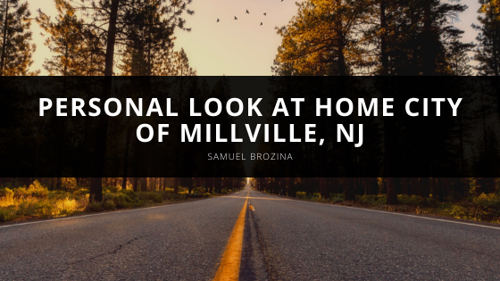 Samuel Brozina provides personal look at home city of Millville, NJ