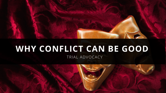 Tell the Winning Story CEO Jesse Wilson on Why Conflict Can Be Good
