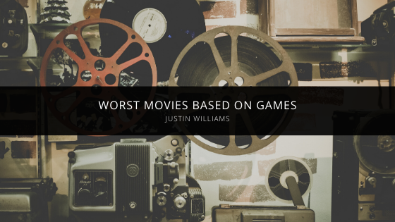 Justin Williams Medical Laser Watches the Worst Movies Based on Games