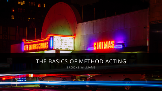 Brooke Williams Talks About the Basics of Method Acting