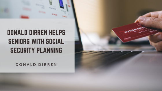Donald Dirren Helps Seniors with Social Security Planning