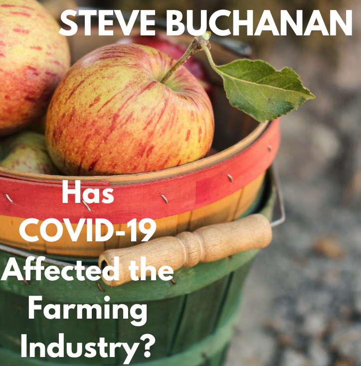 Steve Buchanan Omaha: Has COVID-19 Affected the Farming Industry?