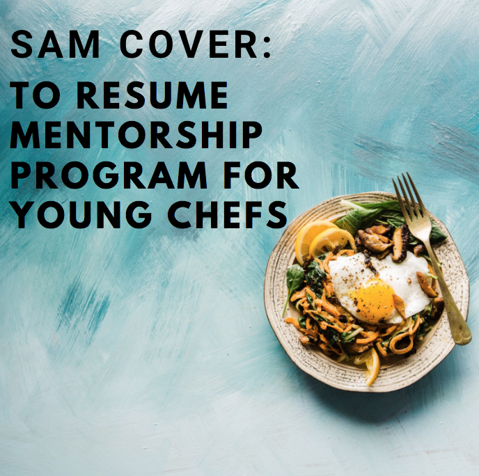 Sam Cover Spokane Washington To Resume Mentorship Program For Area's Would-Be Chefs
