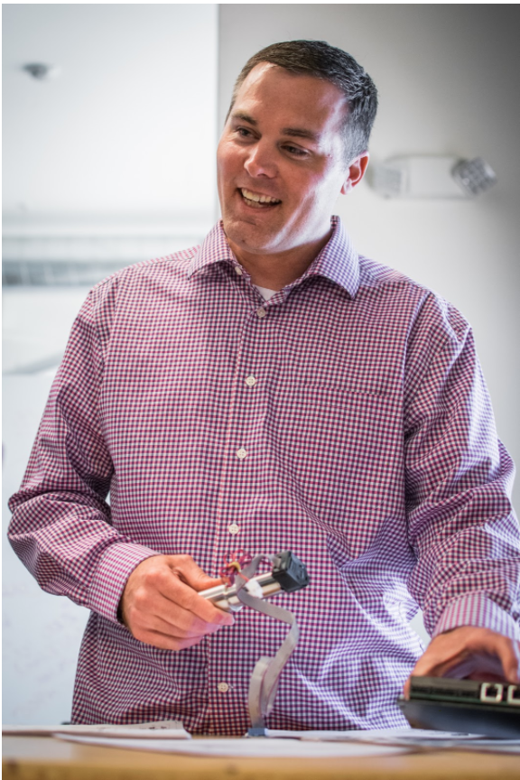 Dr. Jeff Hawks Discusses Rehabilitation Robots and How They're Revolutionizing Sports Therapy