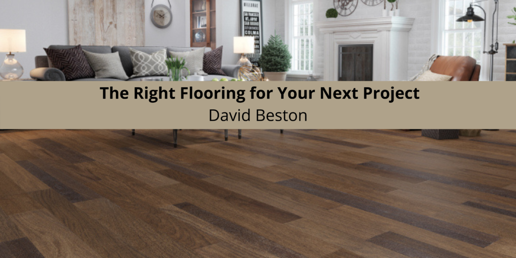 National Floors Direct on Choosing The Right Flooring for Your Next Project